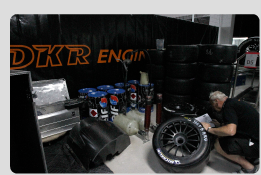 Photo d'ambiance DKR Engineering
